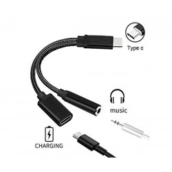 Cable USB Type-C macho a...